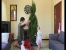 Как правильно наряжать елку с детьми