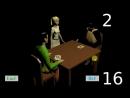 Blendergame Ochko gameplay