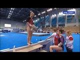 Angelina Melnikova UB AA - 2018 RUS Nationals