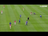Walcott's first goal for Arsenal
