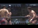 Shuji Ishikawa Atsushi Aoki Hikaru Sato Yusuke Okada vs Ishikiri Masanobu Fuchi Osamu Nishimura Takao Omori AJPW