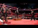 Возвращения Стинга на Raw 08 24 2015