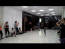 Мастер-класс от Hansel (Cuba) (rumba cubano)