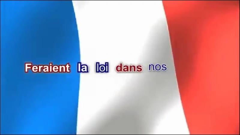 La Marseillaise hymne karaoké.mp4