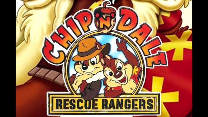Chip `N` Dale`S Rescue Rangers music video