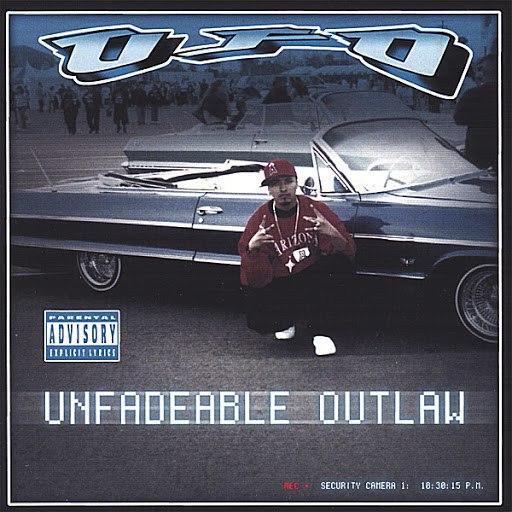UFO альбом Unfadeable Outlaw