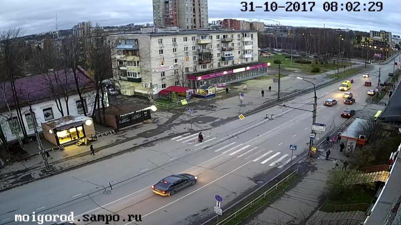 Правила не для пешеходов. С 8:02:26. mereckova5_4-31.10.2017-08-02
