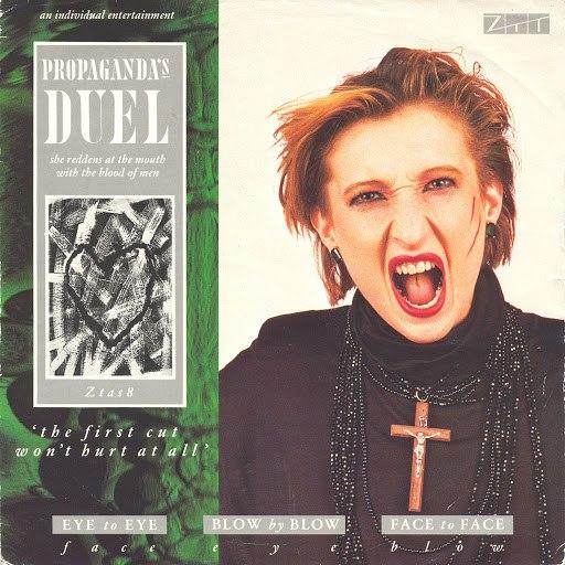 Propaganda альбом Duel