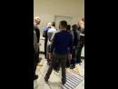 Khabib Nurmagomedov Artem Lobov Get Into Confrontation At UFC 223 Hotel LobbyХабиб Нурмагомедов Артем Лобов