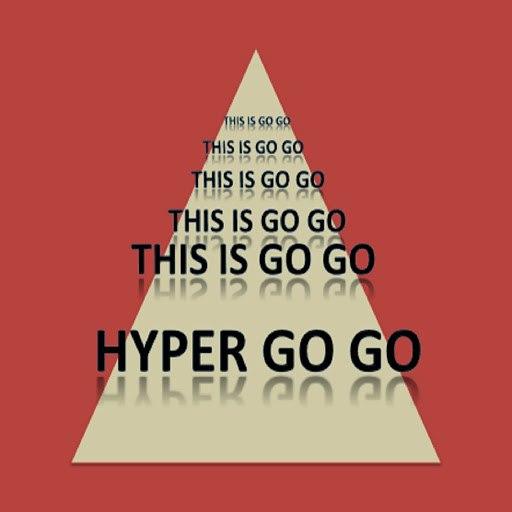 Hyper Go Go альбом This Is Go Go
