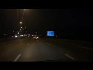 Метеорит в Екатеринбурге (27.11.17.)