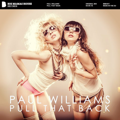 Paul Williams альбом Pull That Back