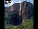 Водопад Анхель Планета Земля