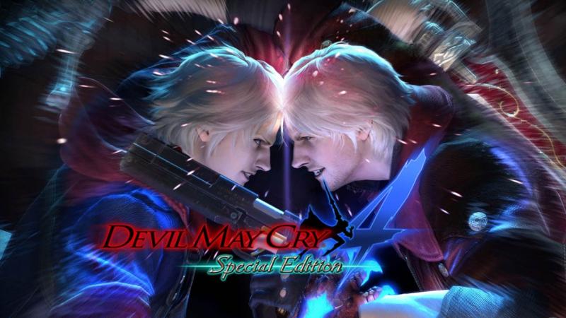 [Devil May Cry 4] - Новые пропихоны демонов с помощью руки - Часть 2.