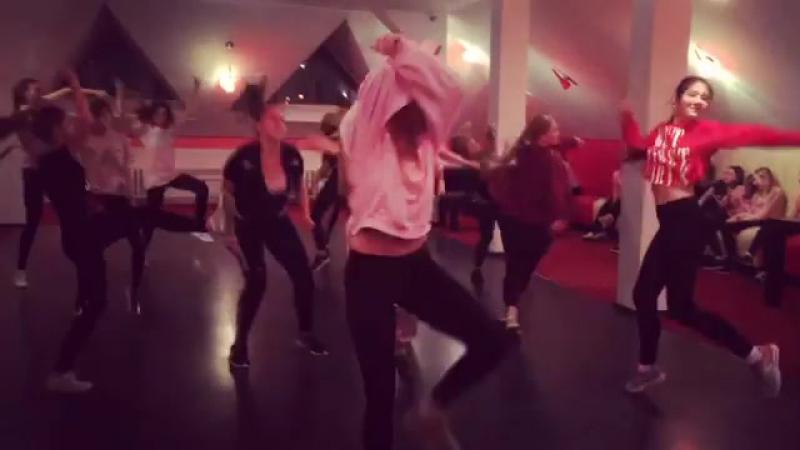 Dancehall от Светланы Полехиной