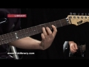Burn Deep Purple Ritchie Blackmore Guitar Solo Performance - Slow Close Up