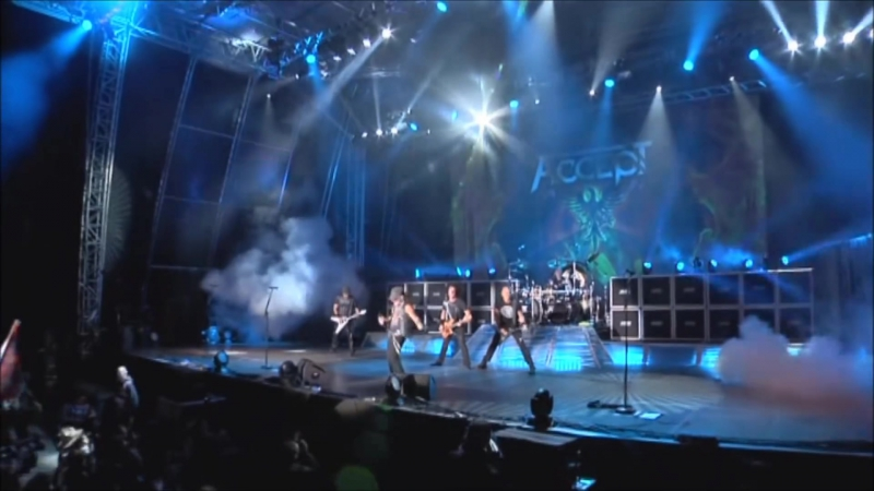 Accept- Restless And Wild-Masters of Rock 2013