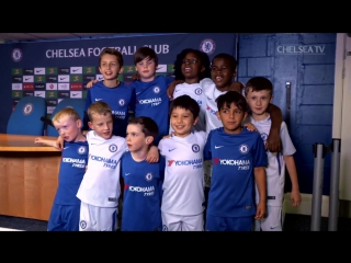 10 Bridge Kids members had a day they'll never forget at Stamford Bridge last weekend! ⚽️