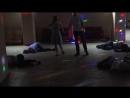 Танец студентов на масленицу.17.02.18