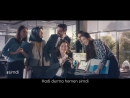 Нихан Ташурек в рекламе Turkcell