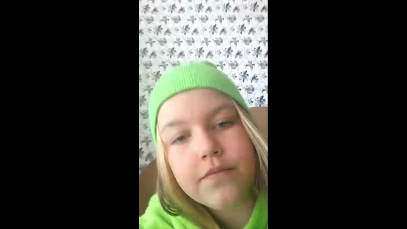 Арина Щульц - Live
