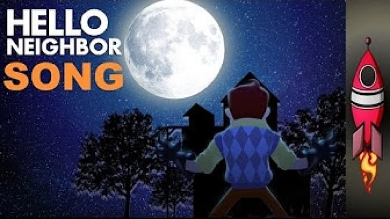 Hello Neighbor - Rockit Gaming Song ¦ Afraid Of The Dark