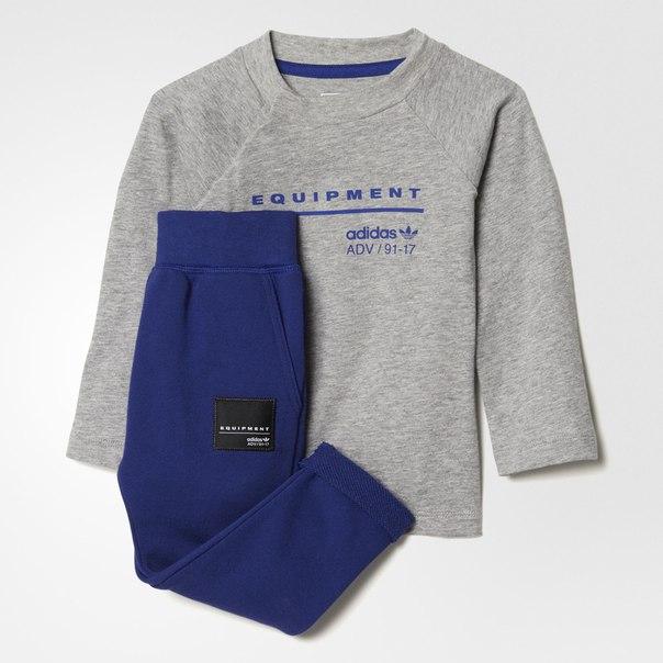 Комплект: джемпер и брюки EQT