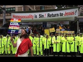 Гей-парад в Сеуле (рассказ)