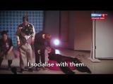 Открытия XIX Всемирного фестиваля молодежи и студентов в Сочи