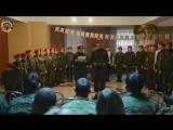 Молодая Гвардия Донбасса на праздничном мероприятии, посвящённом Дню Защитника Отечества для воинской части.26 февраля 2018г.