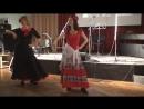 Танец Кубинская румба исп. танцевальный ансамбль la rosa