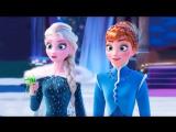 ХОЛОДНОЕ СЕРДЦЕ 2 ДИСНЕЙ(Олов)  ,МУЛЬТИКИ Мультфильмы для детей про зиму, Новый год, Рождество
