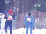 Nikolay Zimyatov Wins 3 Cross-Country Skiing Golds - Lake Placid 1980 Winter Oly