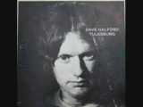 Dave Halford US, Folk Psych 1973 Ride Your Horse