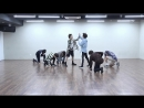 BTS Bangtan Boys Fake Love Dance Practice