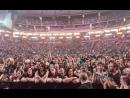 Фанаты Green Day поют Bohemian Rhapsody группы Queen