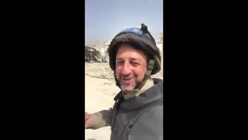 Хусейн Мортода Репортаж из города Аль Рейхан