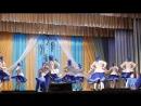 танцует Ксюша на Обильном крае март 2018