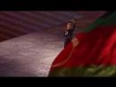 Отрывок из церемонии закрытия IV Игр исламской солидарности. Баку
