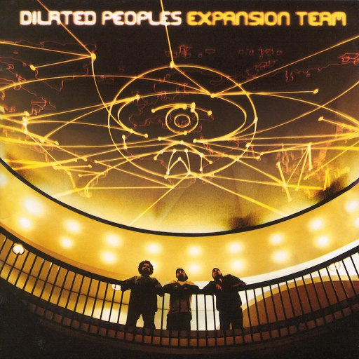 Dilated Peoples альбом Expansion Team