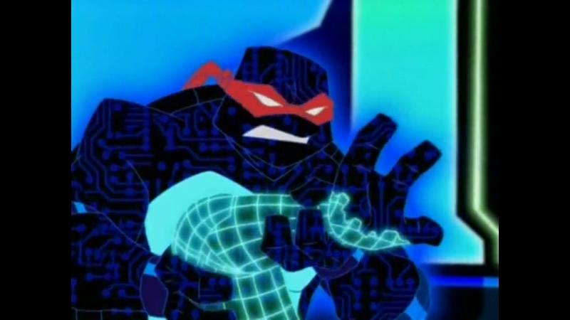 Мутанты черепашки ниндзя. Новые приключения /Teenage mutant ninja turtles 7 сезон 3 серия