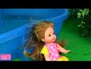 IKuklaTV ❤ Игры в Kуклы со Слоником ❤ ПРОГУЛЯЛА ШКОЛУ Мультик Барби Учительница Куклы Про школу Для детей