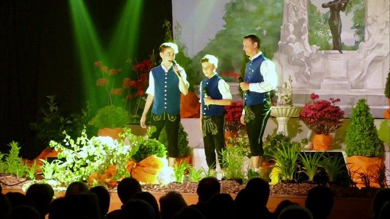 Stefan Lucca mit Lukas Fabian *Der Apfel fällt nicht weit vom Stamm*