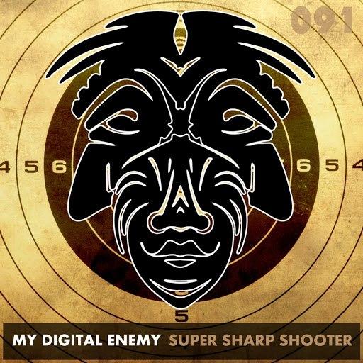 My Digital Enemy альбом Super Sharp Shooter