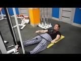 Новое упражнение для плеч. Очень эффективное