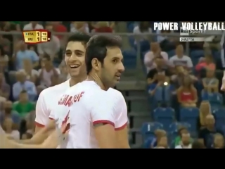 ROLLING BALLS. Crazy Volleyball Spikes (HD).
