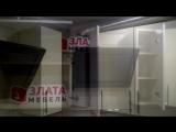 Процесс сборки кухни  Злата мебель СА 14104