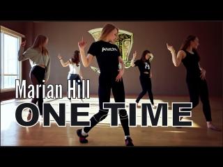 Marian Hill - One Time | choreography Shepeleva Marina