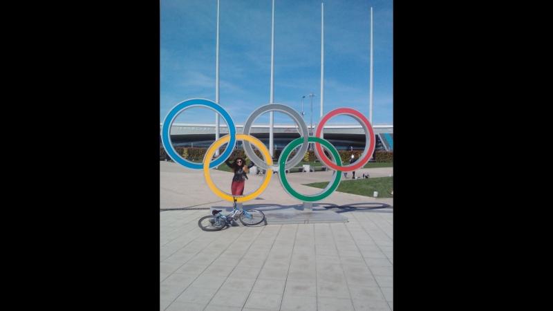 Олимпийский парк, Сочи. 18.03.18г.