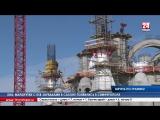Минареты в Соборной мечети в Симферополе построены уже наполовину Для мусульман в Симферополе скоро закончат строительство Маяк